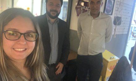 Unimed João Pessoa visita a Vitall