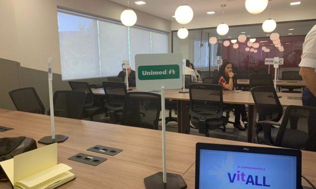 InovaHC recebeu a Vitall na inauguração de seu novo Hub de inovação